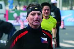 Jak škodovka doběhla až na šanghajský maraton?