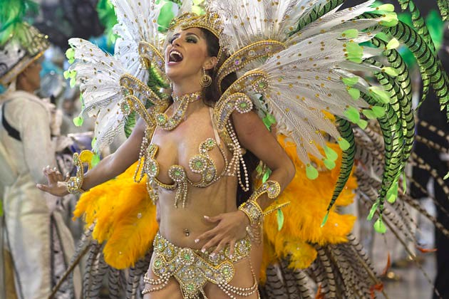 Brazil's Carnival 2012 on Google+