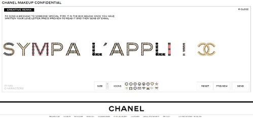 Chanel_confidential_message