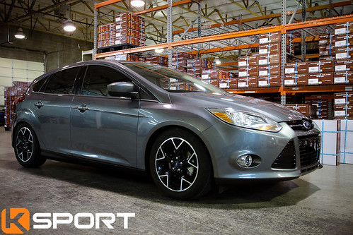2012 Ford Focus - Ksport Kontrol Pro Coilovers