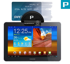 Samsung Galaxy Tab 10.1 LTE Card Reader Tablet Credit Card Processing