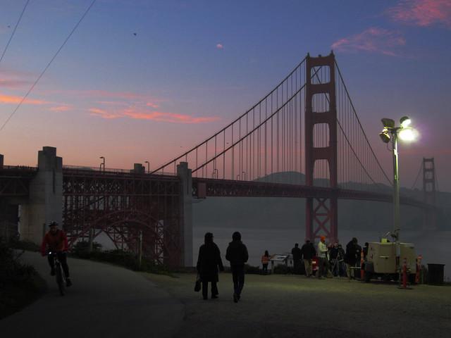 Golden Gate Bridge, San Francisco (2011)