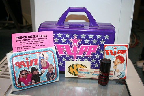 Flipp Lunchbox and contents