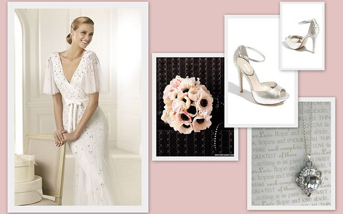 {Modern + Glamour} Bridal Style by Nina Renee Designs