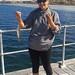 Le premier poisson pêché en Australie