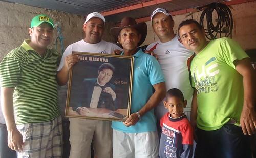 carupanero Julio Miranda