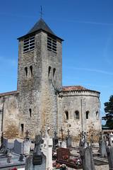 Eglise Saint-Martin du Nizan