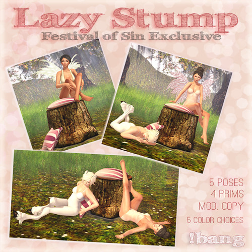 !bang - lazy stump