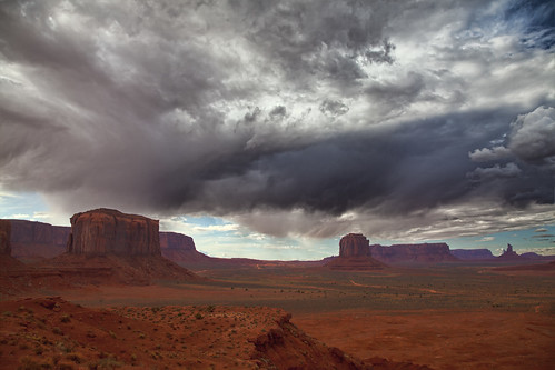 arizona cloud storm elephant point monumentvalley elephantbutte artistspoint merrickbutte arizonapassages butteartists