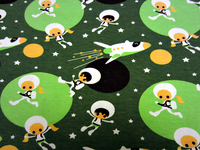 astronaut green 1