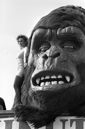 Marta & Kong
