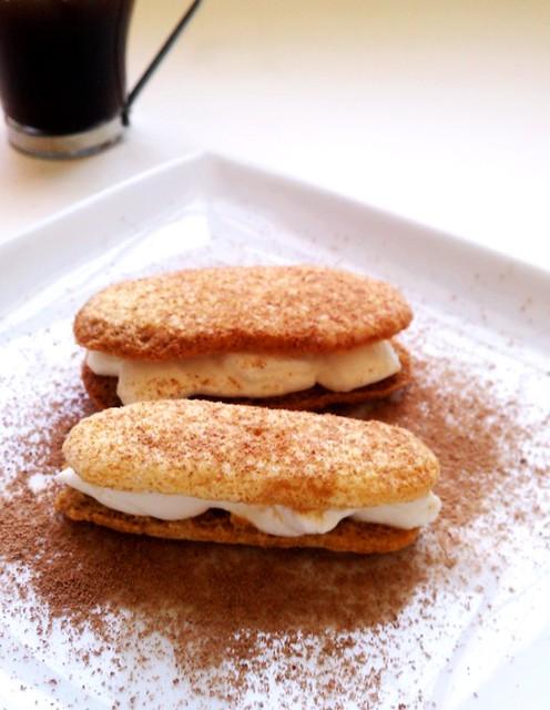 Tiramisu Sandwich