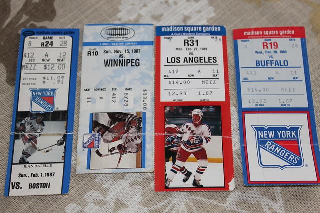 ranger tickets ny