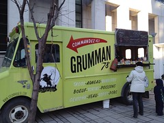 Street food in Montréal