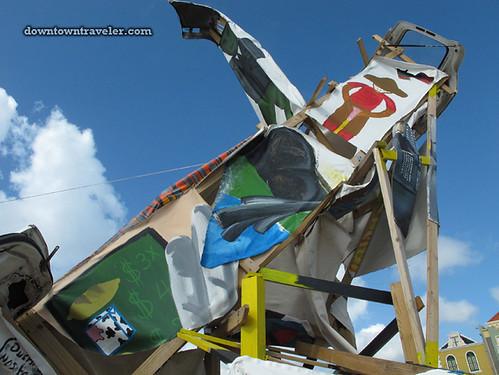 Curacao Caribbean Street Art 19