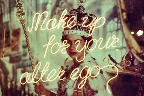 Maquillage pour votre majesté