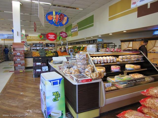 Grocery Store in Tecate, Baja