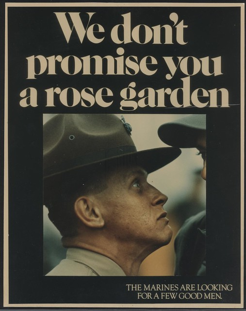 We Don 39 T Promise You A Rose Garden Flickr Photo Sharing