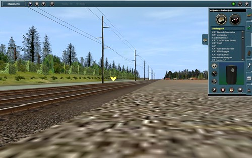 Radom 1950's Route - American Trainz Group