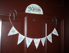 IC7- Welcome Bunting 6