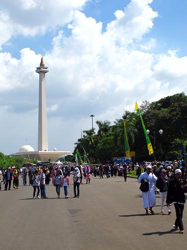 Merdeka Square Jakarta