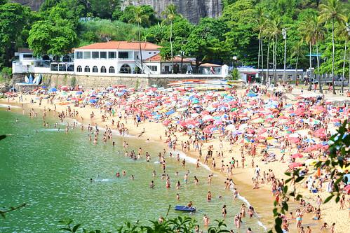 Praia Vermelha - Brazil - Rio de Janeiro - RJ
