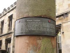Photo of Bronze plaque number 9182