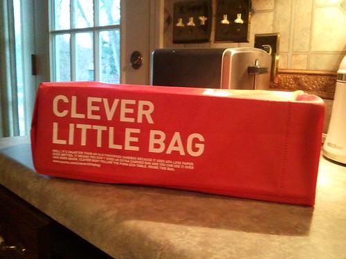 Puma reusable bag