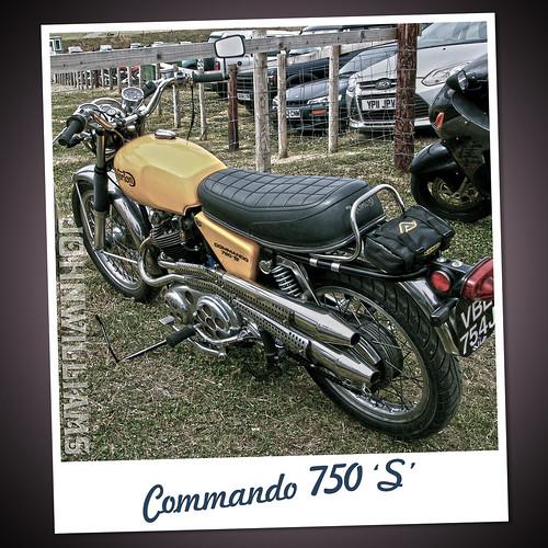 commando 750 'S' by John T100