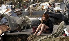 311地震後失去家園 失去家人
