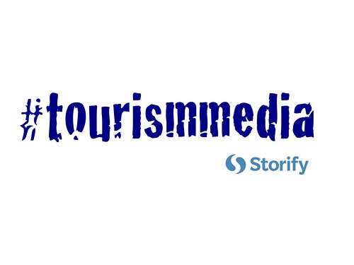 Connecting Tourism and Media, Hashtag #tourismmedia