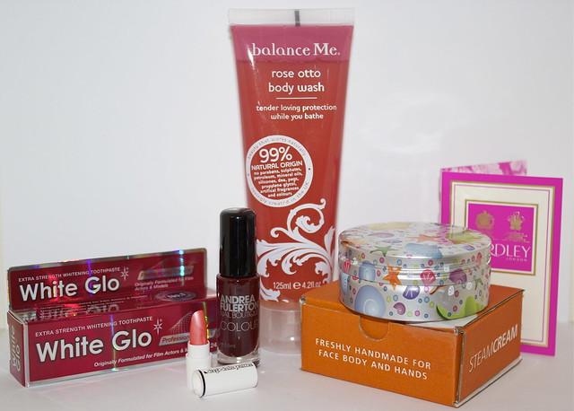Carmine February box
