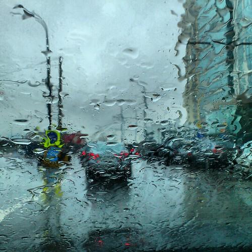 Day 171, a rainy day