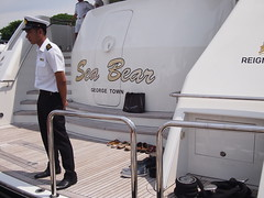 Sea Bear, Boat Asia 2012, Marina @ Keppel Bay
