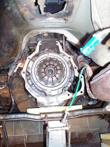 my 1996 mazda b2300 2 3l manual clutch adventure