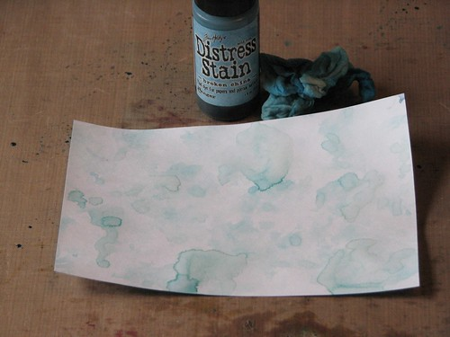 watercolor paper towel technique 010