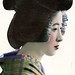 Geiko in Profile 1930s