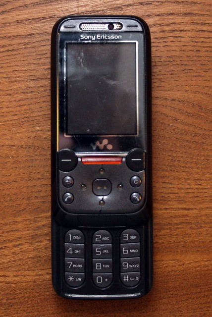 Sony ericsson w850i wcdma sh293rh walkman phone w/ 20 lcd screen, java and fm - white