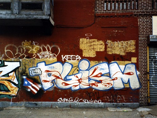 PGism, Brooklyn, 1997 by KET ONE