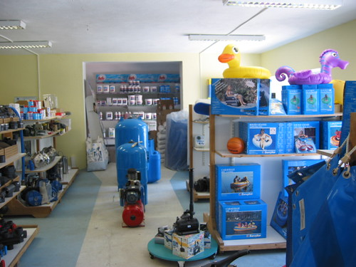 Showroom - Hydro Sud Ollioules