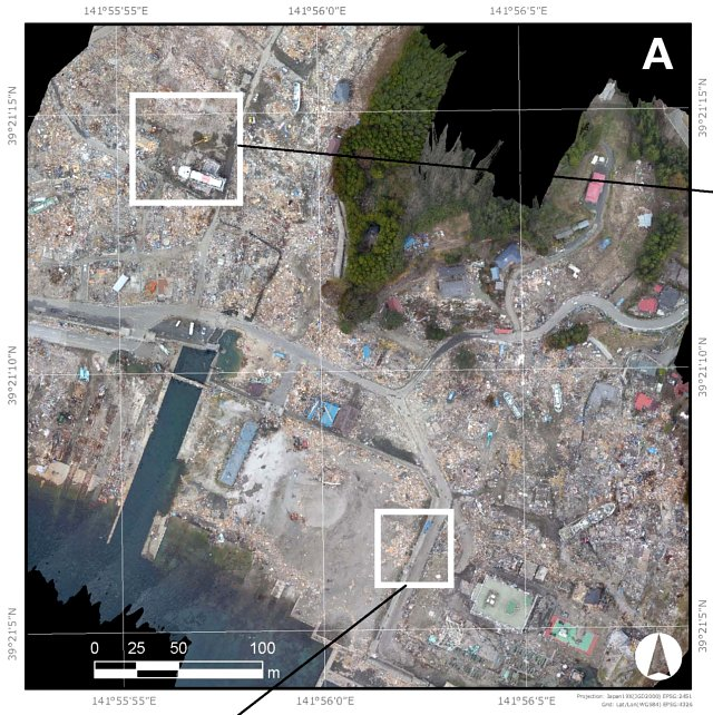 Post-earthquake Crisis Mapping in Japan, large
