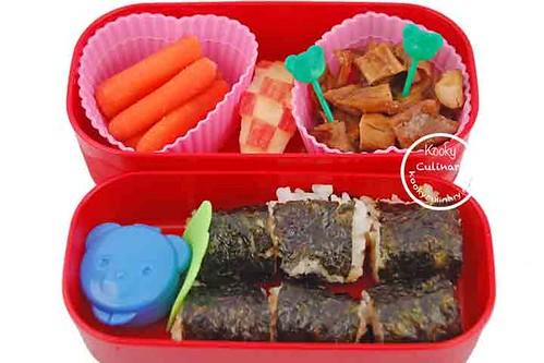 Bento #177 - Sushi Bento