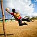 Un salto tremendo by Douglas Cushnie