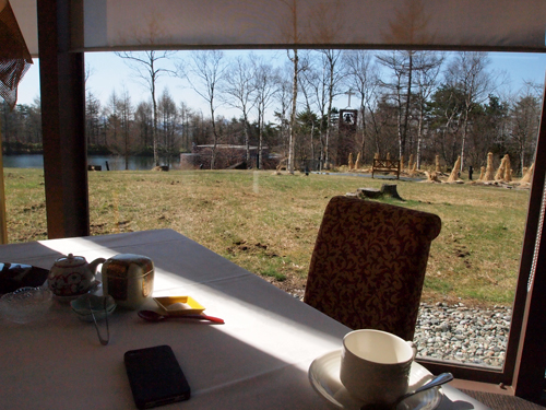 清里高原ホテル朝食