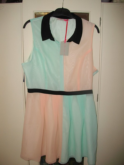 New Look pastel dress - Copy