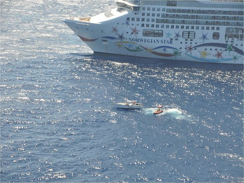Norwegian Star rescue pic1
