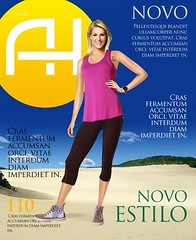 Fashion.me - Modelo Virtual Track&Field com Ana Hickmann