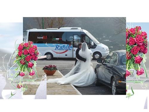 noleggio autobus matrimoni
