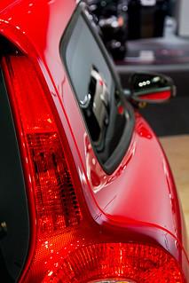 Volvo C30 Rear Corner