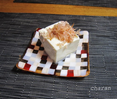 加茂七の絹ごし豆腐  2012.3.12 by Poran111